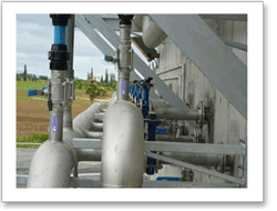 Reticulation pipes